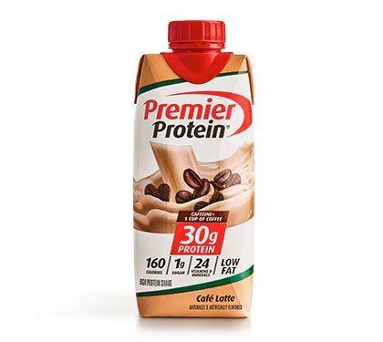 Premier Protein Product Thumbnail Cafe Shake 11oz