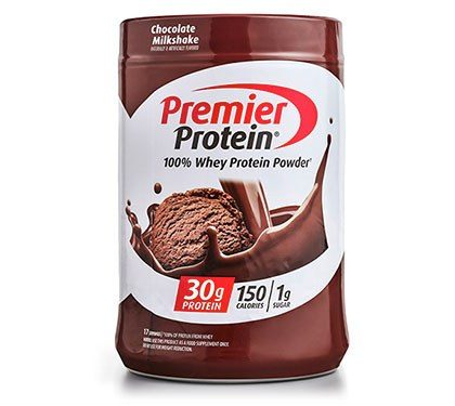 Premier Protein Product Thumbnail Chocolate Powder
