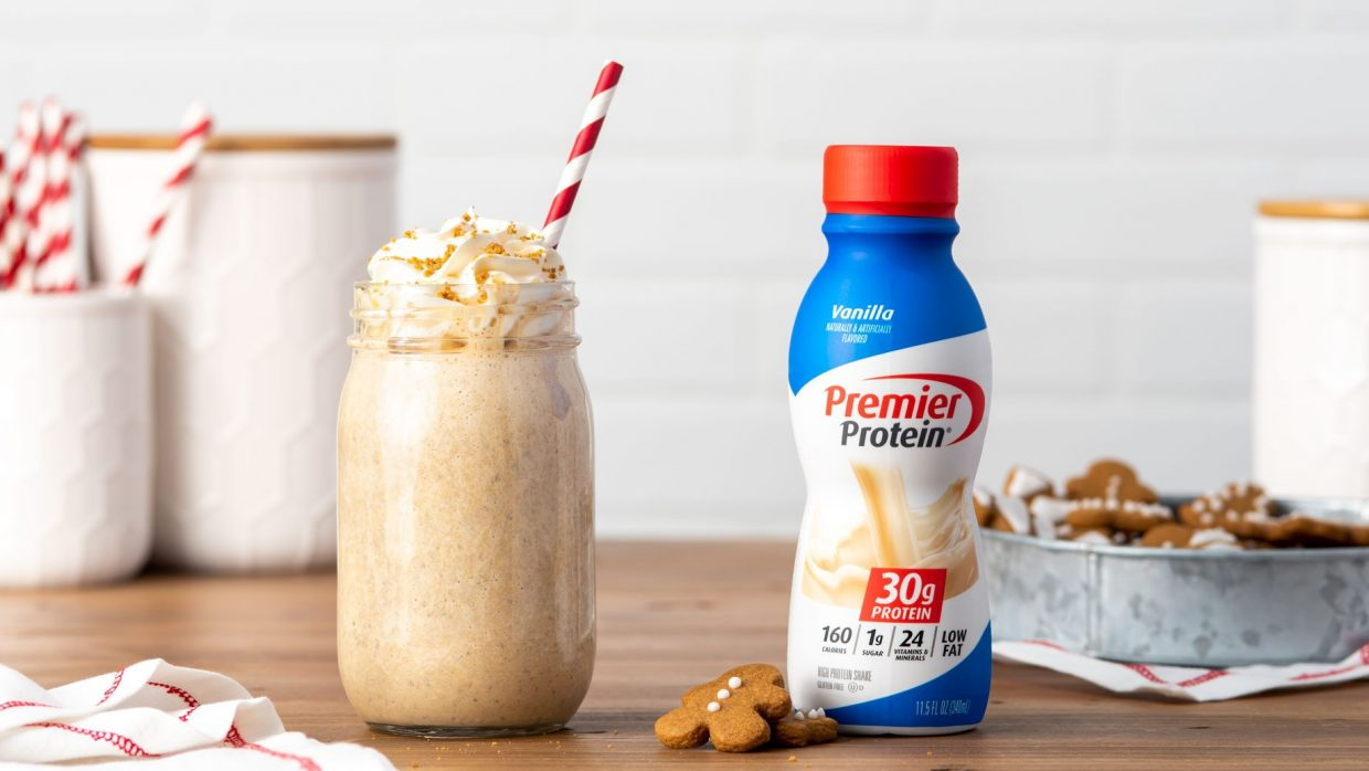 00 00 Premier December Gingerbread Cookie Shake web