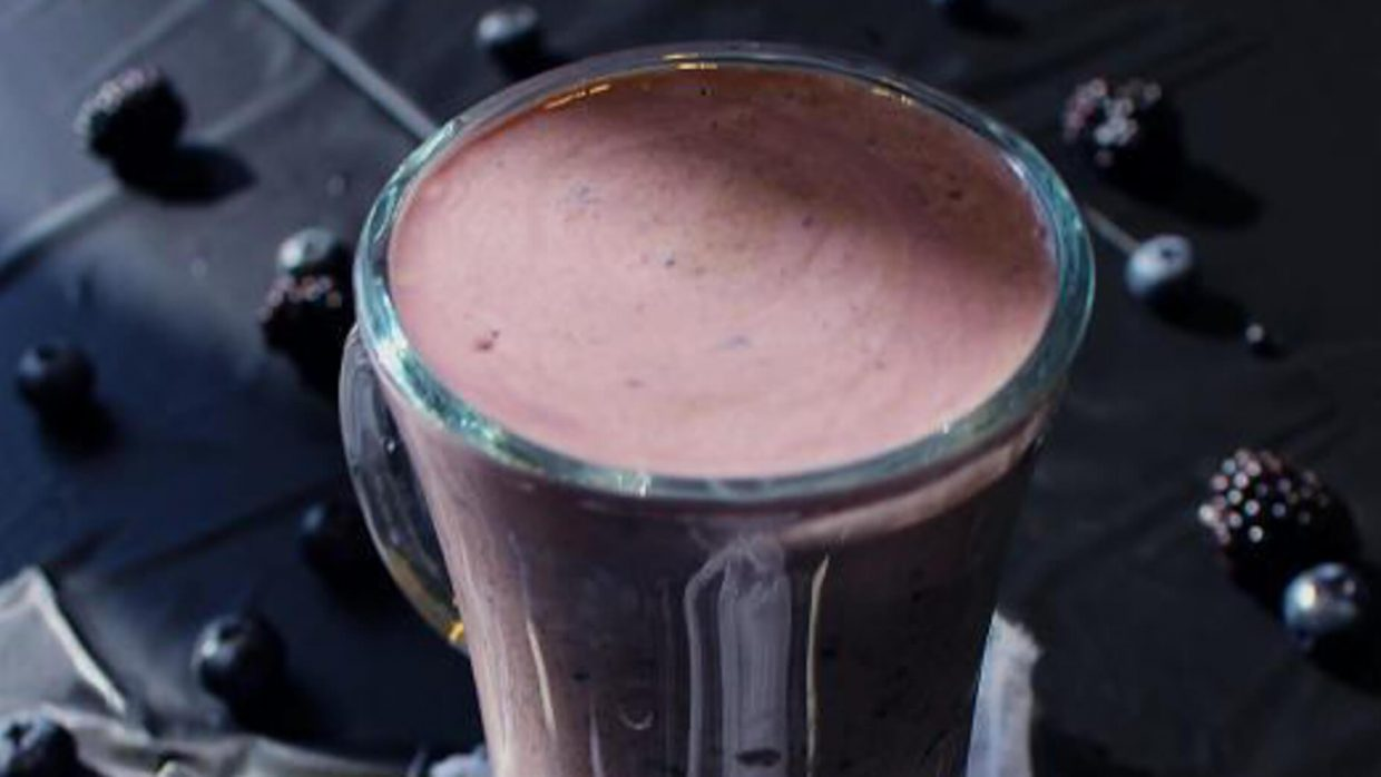 Berry Scary Smoothie 1