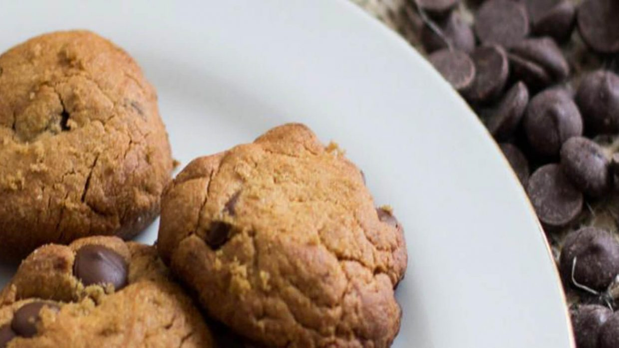 Header Peak Peanut Butter Cookies