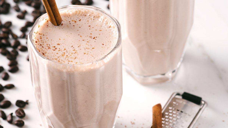 Café Latte Smoothie