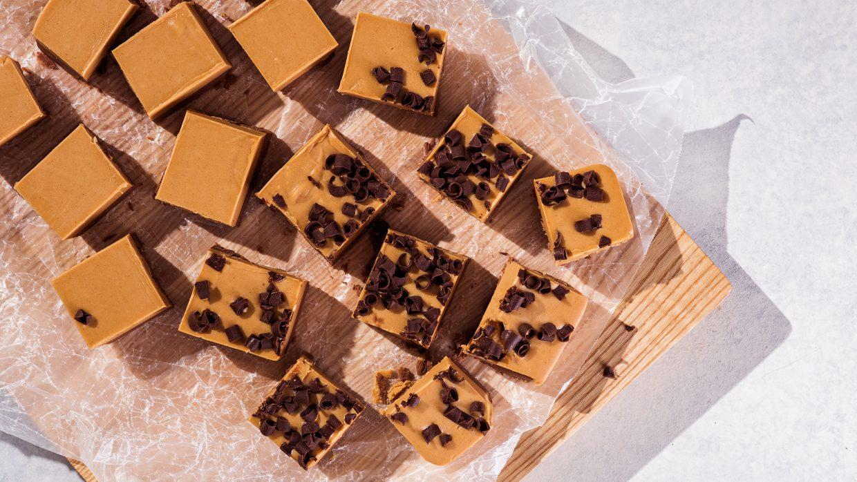 Q4 Premier Aug Social Recipe Chocolate PB Fudge Bars web