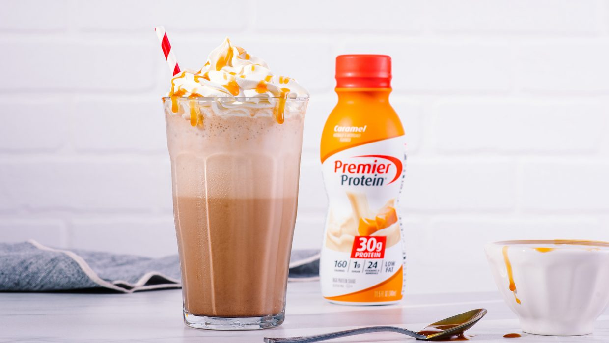 Q4 Premier Aug Social Recipe Salted Caramel Mocha web bottle