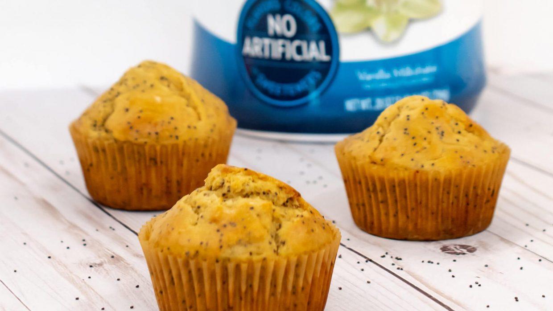 Recipe Lemon Poppy Seed Muffins 1
