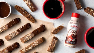 Featured image for Chocolate Hazelnut Biscotti