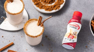Featured image for Cinnamon Roll Smoothie