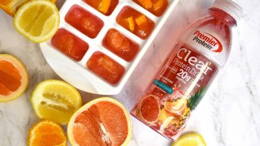 Featured image for Fruit Infused Ice Cubes