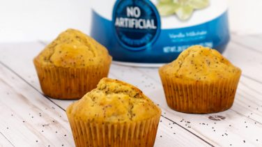 Featured image for Lemon Poppy Seed Muffins