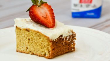 Featured image for Tres Leches Cake