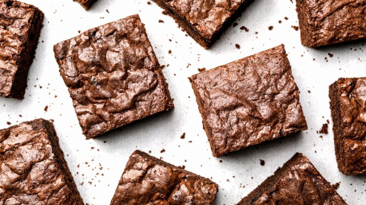 Recipe image for: Chocolate Brownies