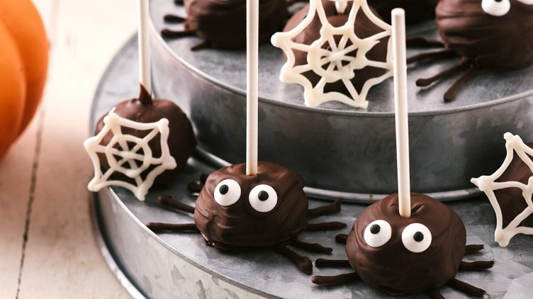 Recipe image for: Halloween Protein Balls