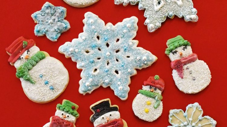 Recipe image for: Protein Sugar Cookies