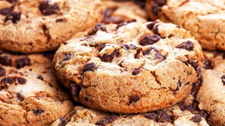 Image de recette pour: Biscuits Aux Grains De Chocolat