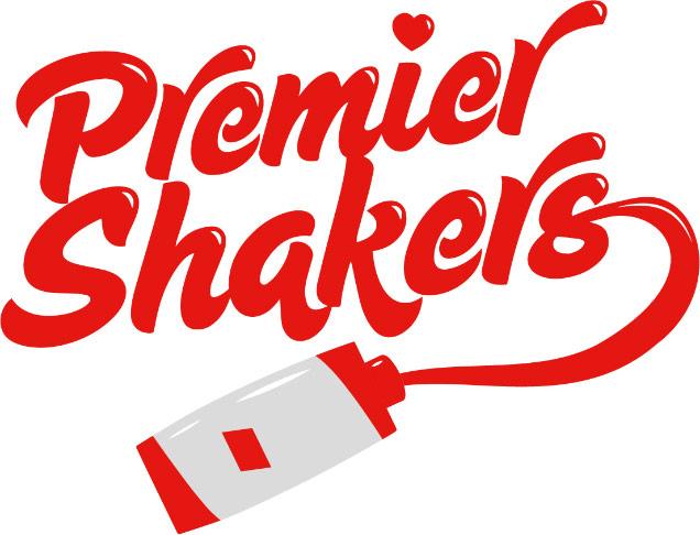 Premier Shakers Lettering