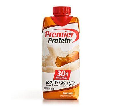 Premier Protein Product Thumbnail Caramel Shake 11oz