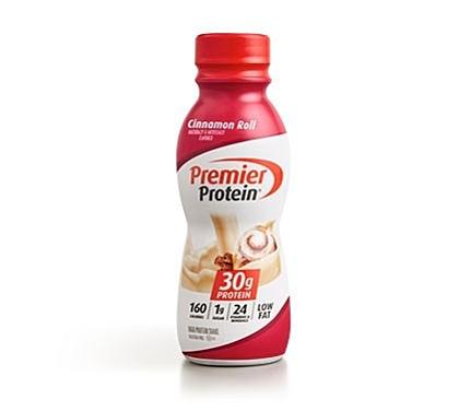 Premier Protein Product Thumbnail Cinnamon Shake Bottle