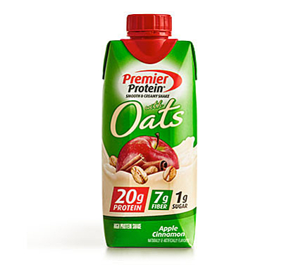 Premier Protein Product Thumbnail Oats Apple 11oz