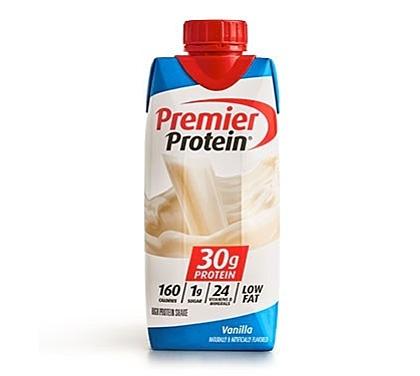 Premier Protein Product Thumbnail Vanilla Shake 11oz