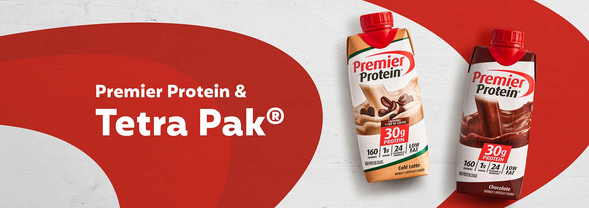 Premier Protein & Tetra Pak