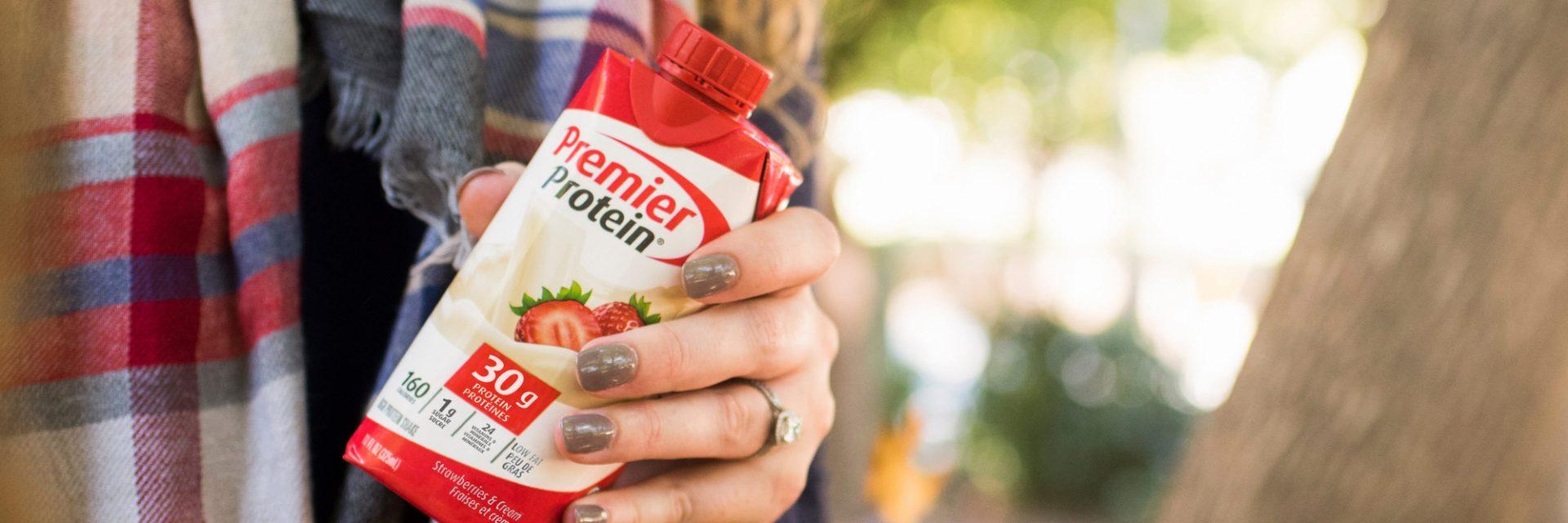 Profiter du plein air avec Canadian Premier Protein