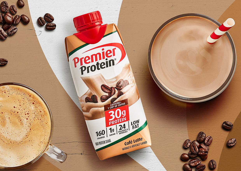 Premier Protein Café Latte Shake
