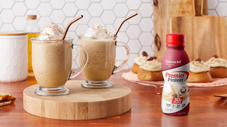 10 00 Premier Protein October Social Frozen Cinnamon Latte WEB