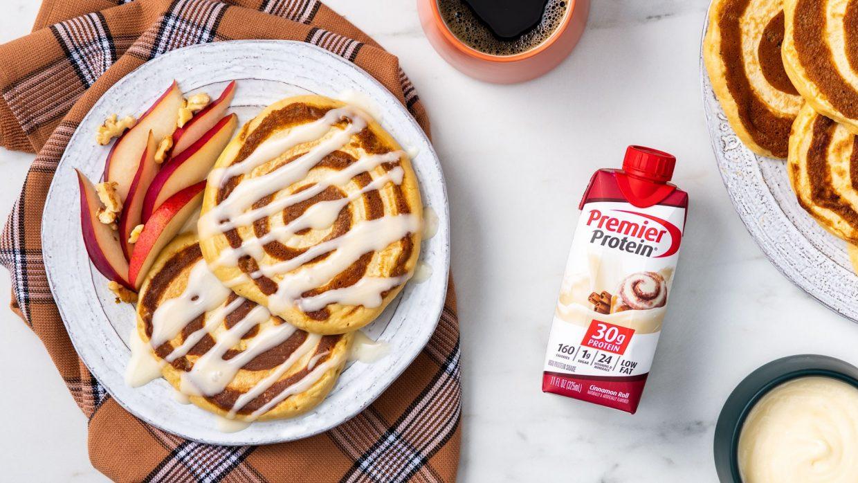 10 00 Premier Oct Social Cinnamon Pancakes WEB