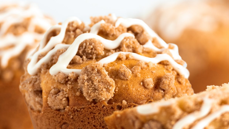 Premier Protein March Social Recipe Apple Cinnamon Muffin FB IG