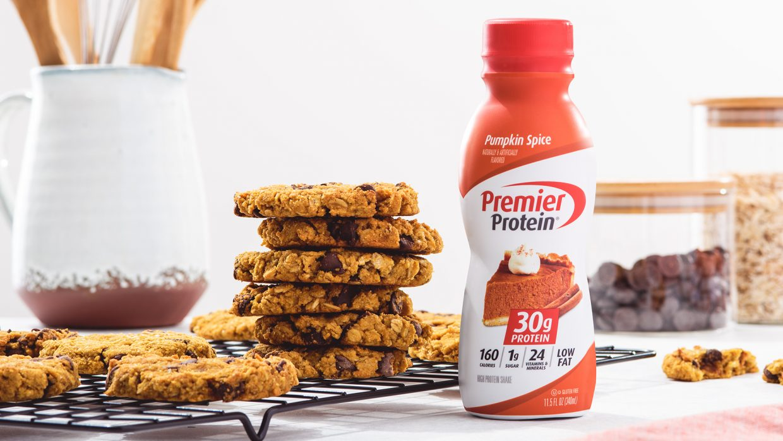 Q4 Premier Aug Social Recipe Oatmeal Pumpkin Cookies web bottle
