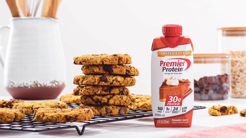 Q4 Premier Aug Social Recipe Oatmeal Pumpkin Cookies web tetra