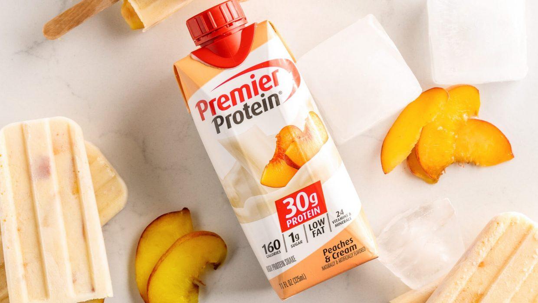 Recipe Peaches Cream Popsicles 1