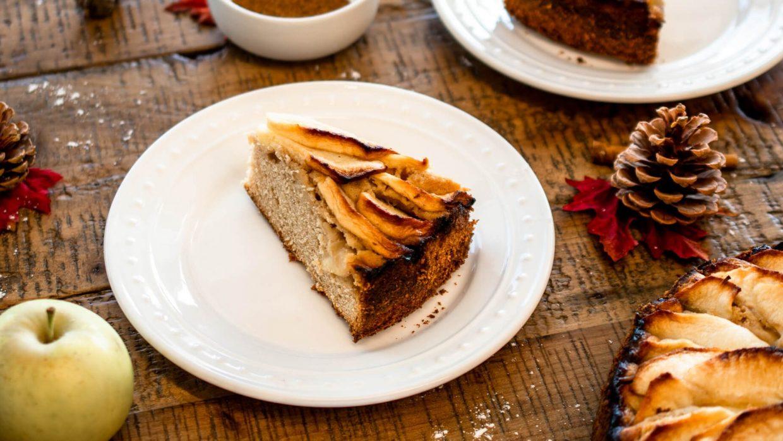 Recipe Protein Cinnamon Apple Cake 3