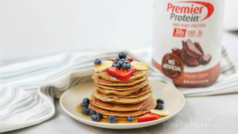 Recipe Protein Pancakes 1