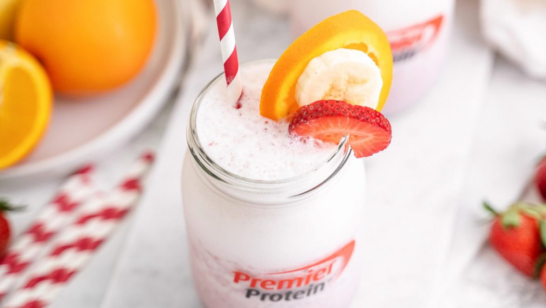 Recipe Strawberry Smoothie 2