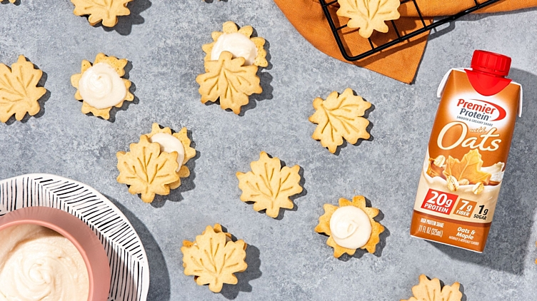 Recipe image for: Maple Cookies