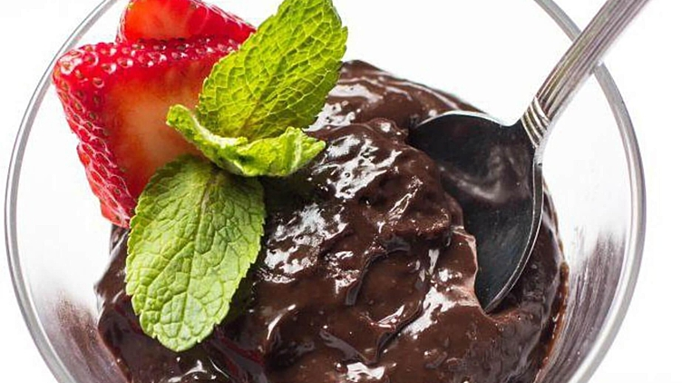 Recipe image for: Chocolate Pudding