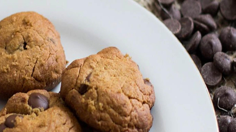 Recipe image for: Peak Performance Peanut Butter Cookies