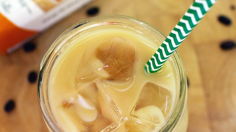 Recipe image for: Iced Caramel Coffee