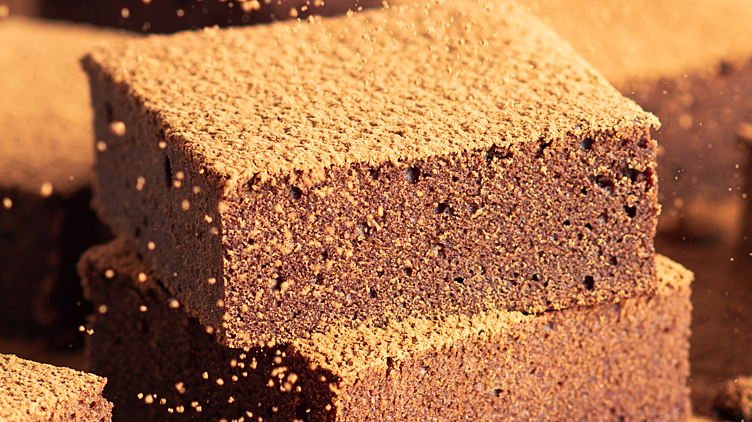 Recipe image for: Cafe Latte Brownies