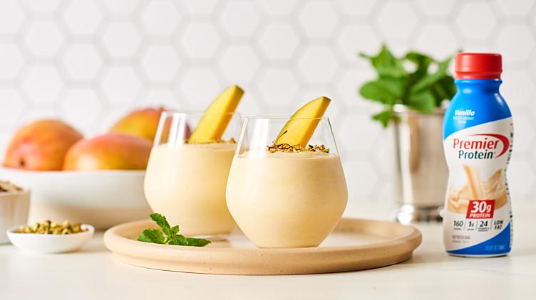 Recipe image for: Mango Lassi
