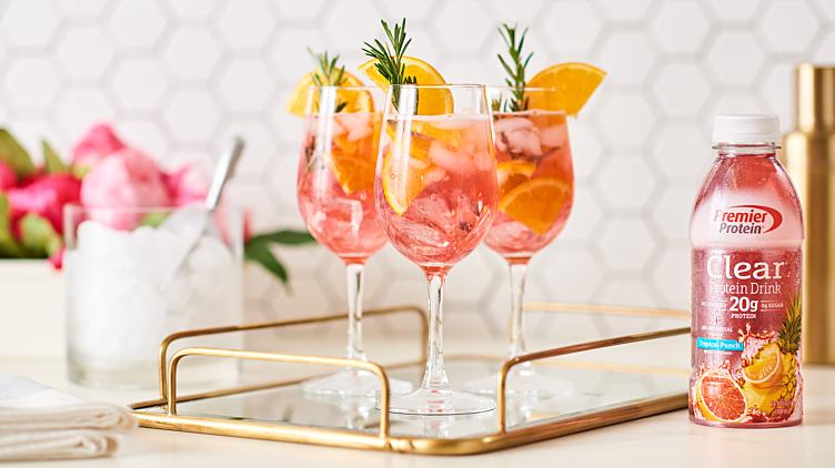 Recipe image for: Tropical Spritz